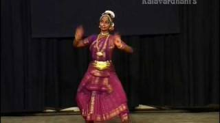 bharatanatyam dance dvd by devi - vazhuvoor style