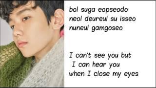 EXO (엑소) - White Noise Lyrics (Color-Coded Rom/Eng)