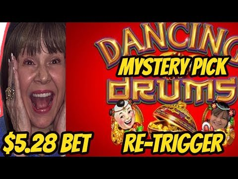 BETTER THAN A HANDPAY? RE-TRIGGER-MYSTERY PICK - 동영상