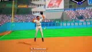 The Bigs (Wii) Subway Series Game 1 (part 1)