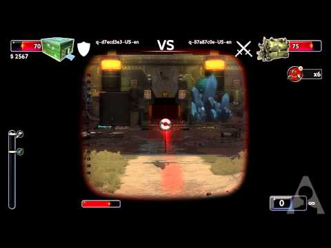 Analog Reviews vs Wiki Game Guides: Toy Soldiers: War Chest Gameplay
