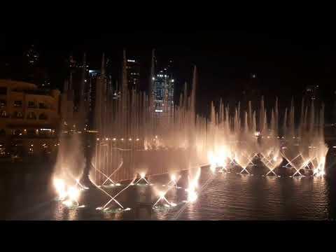 The Dubai Fountain | Dubai Mall | #2