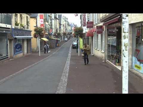 Town Centre, Bayeux, France.