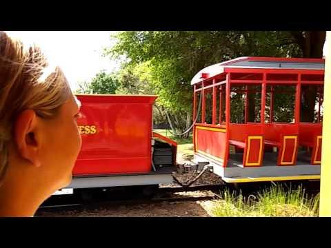 Serengeti Railway at Busch Gardens Tampa Bay