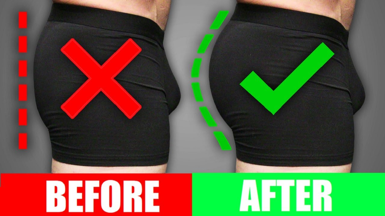 Do THIS to Get a NICER Butt in 30 Days! (7 Ways Get a BETTER Looking Butt)