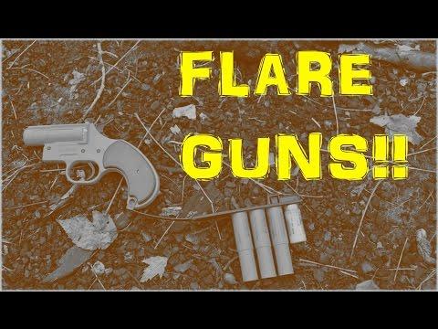Heckler & Koch P2A1 Flare Gun | Doovi