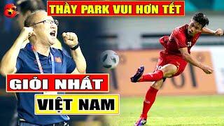 🔥Thầy Park khẳng định đây là tiền đạo giỏi nhất Việt Nam để  đánh bại Malaysia
