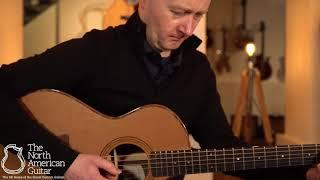 David Eichelbaum Grand Concert Cutaway Played By Stuart Ryan (Part Two)
