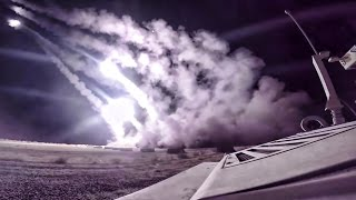HIMARS Strike At Night In Iraq • 2016 Mosul Advance thumbnail