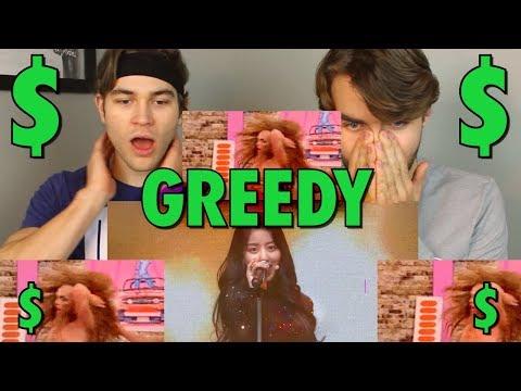 TWICE(트와이스) - GREEDY Cover Reaction! [KBS Music Festival Ariana Grande]