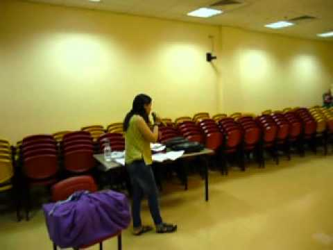 EXCERPTS : TALIM UNITED ARAB EMIRATES (ABU DHABI/SHARJAH/DUBAI)  KARAOKE SESSION