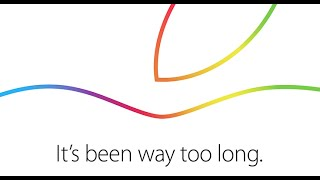 Apple Event October 16, 2014 :::R E P L A Y::: 720p