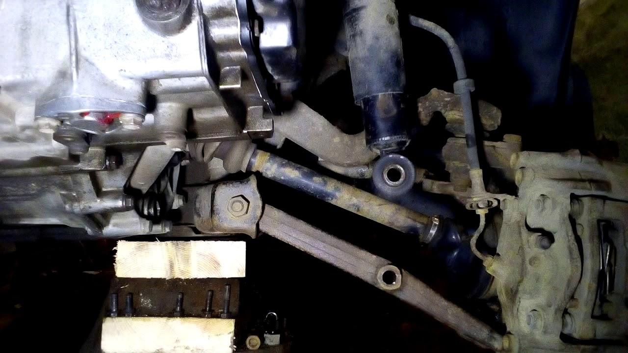 Как снять двигатель с фольксваген транспортер т4 видео размеры элеватора 3