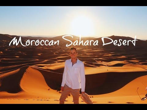 Weekend In My Life: Sahara Desert Morocco