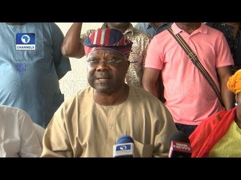Omisore Declares Support For APC In Osun Rerun