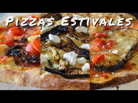 3-idees-de-recettes-pizzas-|-garniture-pizza-végétarienne
