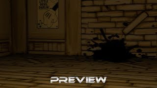(SFM) (Bendy and the Ink Machine Chapter 4) End the Angel preview Resimi