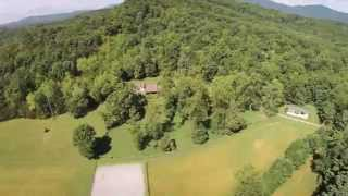 811 Butter St., Landrum, SC: Horse Property For Sale Near Tryon