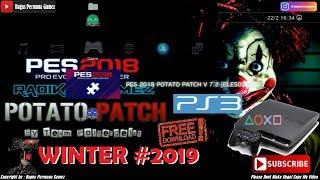 PES 2018 PS3 POTATO PATCH V7.2 AIO Winter 2019 [LINK]