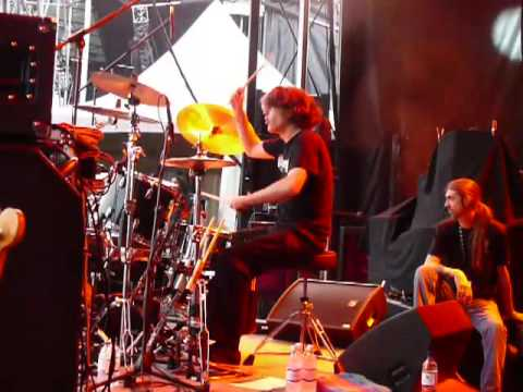 Voivod @ Woodstock en Beauce 3/7/2009