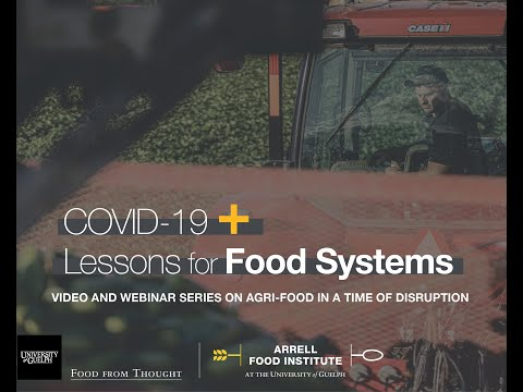 COVID-19 + Lessons for Food Systems