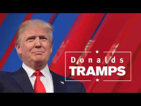 Speciālreportāža - Donalds Tramps - 45.ASV prezidents
