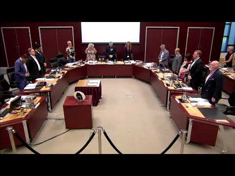 Ordinary Council Meeting  - Tuesday 6 March 2018