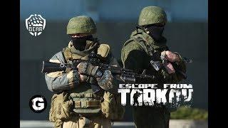 🔴 Стрим по игре Escape from tarkov  (Выполняем задание) EFT 18+
