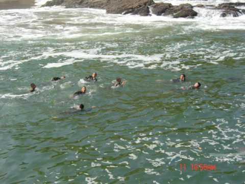 emch 117 natacion de combate - YouTube