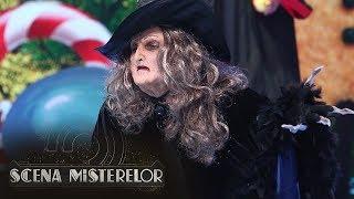 O vrăjitoare i-a fermecat pe concurenți la Scena Misterelor