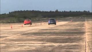 Fastest K04 Golf R in the world - APR K04 Golf R (Sameer Dawood) vs REVO RS3