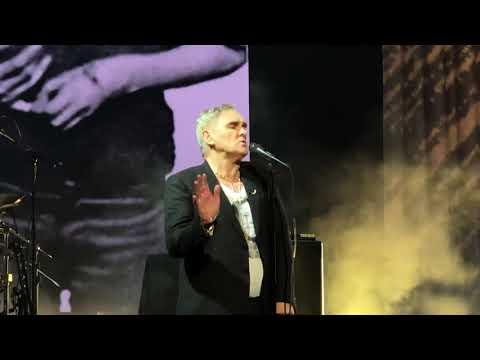 Morrissey - Never Had No One Ever, Caesars Palace, Las Vegas NV, 8/29/21