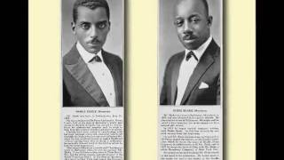 Noble Sissle, Eubie Blake - Downhearted Blues (1923)