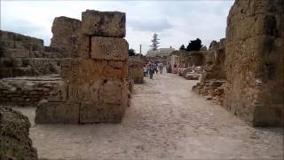Карфаген и Сиди-Бу-Саид из Хамамета, самостоятельно(Тунис, 2016 год. здесь подробнее: http://otzovik.com/review_4354478.html., 2017-01-16T05:28:18.000Z)
