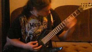 Megadeth - Devil's Island (cover)