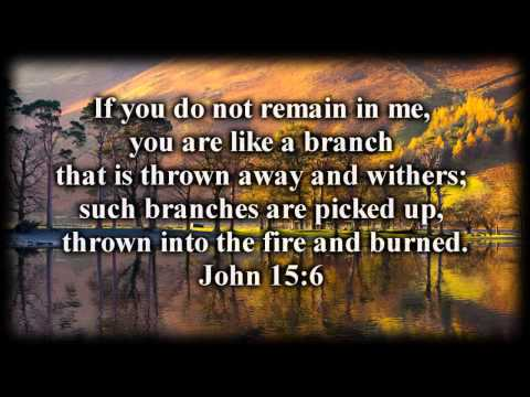 Abide With Me - John Troutman