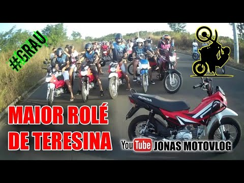 MAIOR ROLÉ DE TERESINA | JONAS MOTOVLOG
