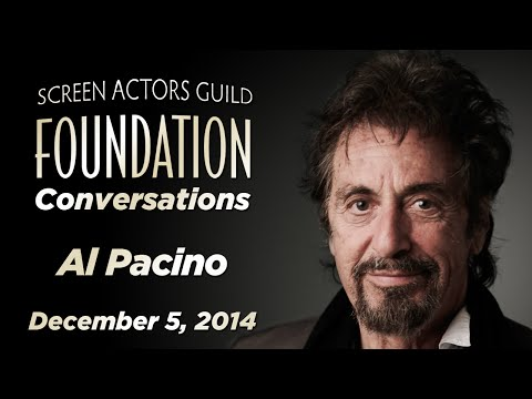 Conversations with Al Pacino