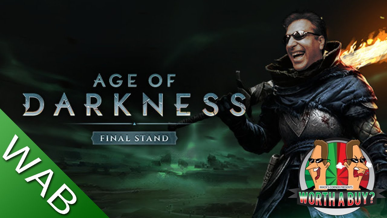 Age of Darkness Final Stand Review - Worthabuy?