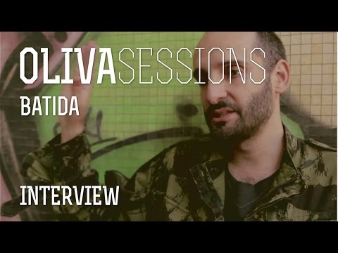 OLIVA Sessions | Batida Interview @ Canal180