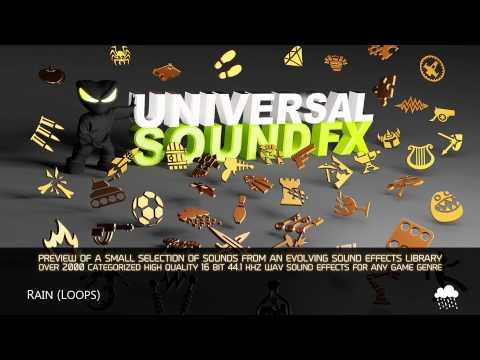 Universal Sound FX (USFX)