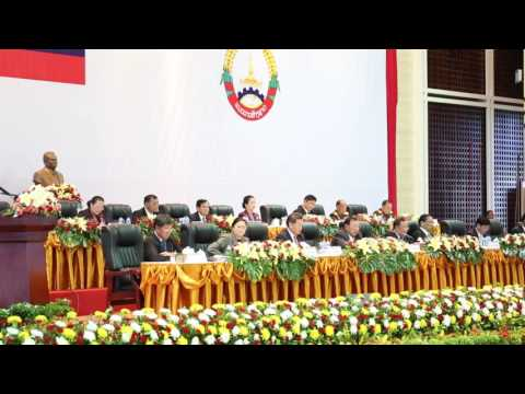 President advises Lao Front to serve as national spiritual centre