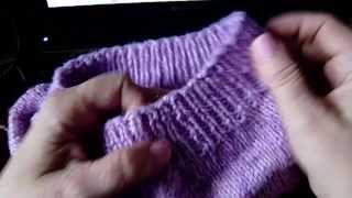 Начало кругового вязания basics of knitting Вяжем с Людмилой Тен #ЛюдмилаТен