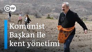 """""""Türkiye'de ve dünyada komünizm gelmeli""""   Tunceli'de Maçoğlu ile komünist kent yönetimi - DW Türkçe"""
