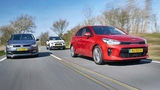 Video 2018 Kia Rio vs 2018 Citroen C3 vs 2018 Volkswagen Polo download MP3, 3GP, MP4, WEBM, AVI, FLV Oktober 2018