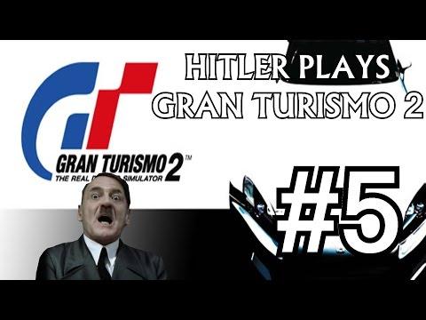 Hitler Plays Gran Turismo 2 #5 - Wagon Festival