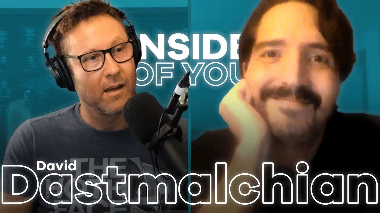 Suicide Squad's DAVID DASTMALCHIAN: Keeping a Baseline (2021) Inside of You: Michael Rosenbaum #iou
