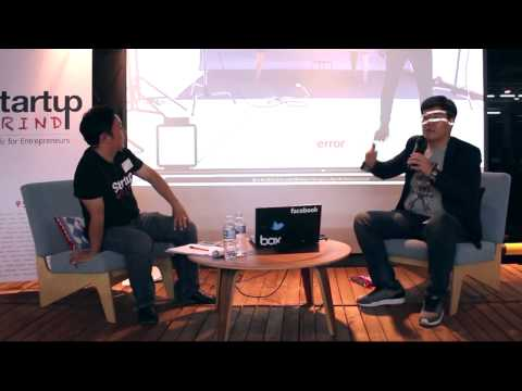 Startup Grind Seoul Hosts Jung-Hee Ryu (Future Play)