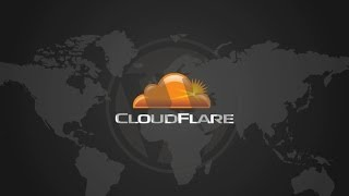 CloudFlare CDN Setup Tutorial