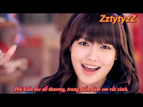 Oh! - SNSD - Vietnamese Lyrics - ZztytyzZ